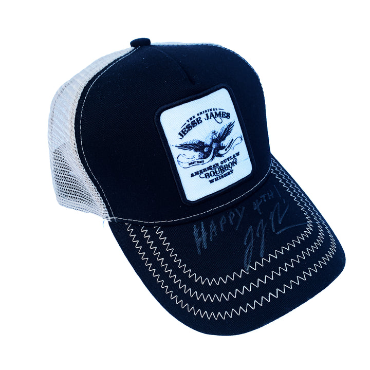 [LIMITED QUANITITIES] Jesse James Spirits SIGNED HAT
