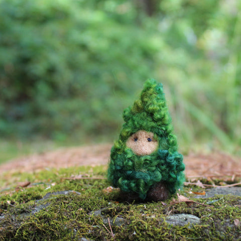 Mini Tree Gnome