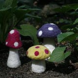 Mushroom Kit (Pink/Purple/Yellow)