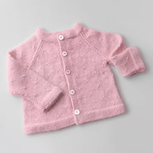 Load image into Gallery viewer, Cardigan Clara - Light pink - claralondon-shop -  - Clara London