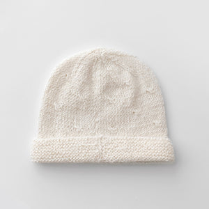 Hat Clara - Off white - claralondon-shop -  - Clara London