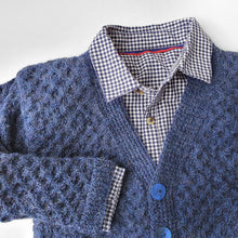 Load image into Gallery viewer, Cardigan Dorian - Light Blue - claralondon-shop -  - Clara London