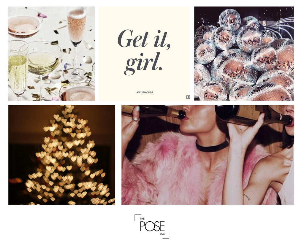 Sunday Moodboard No.4: SPARKLE & SHINE