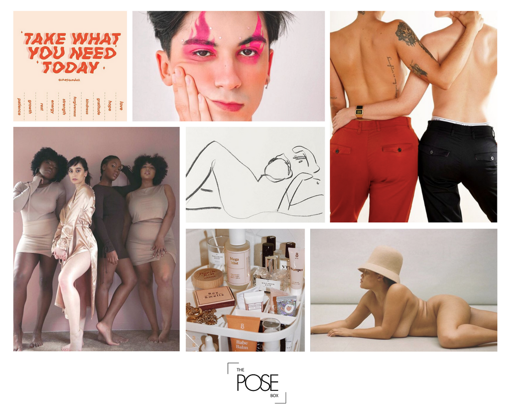 Sunday Moodboard No.1: ALL THINGS LOVE