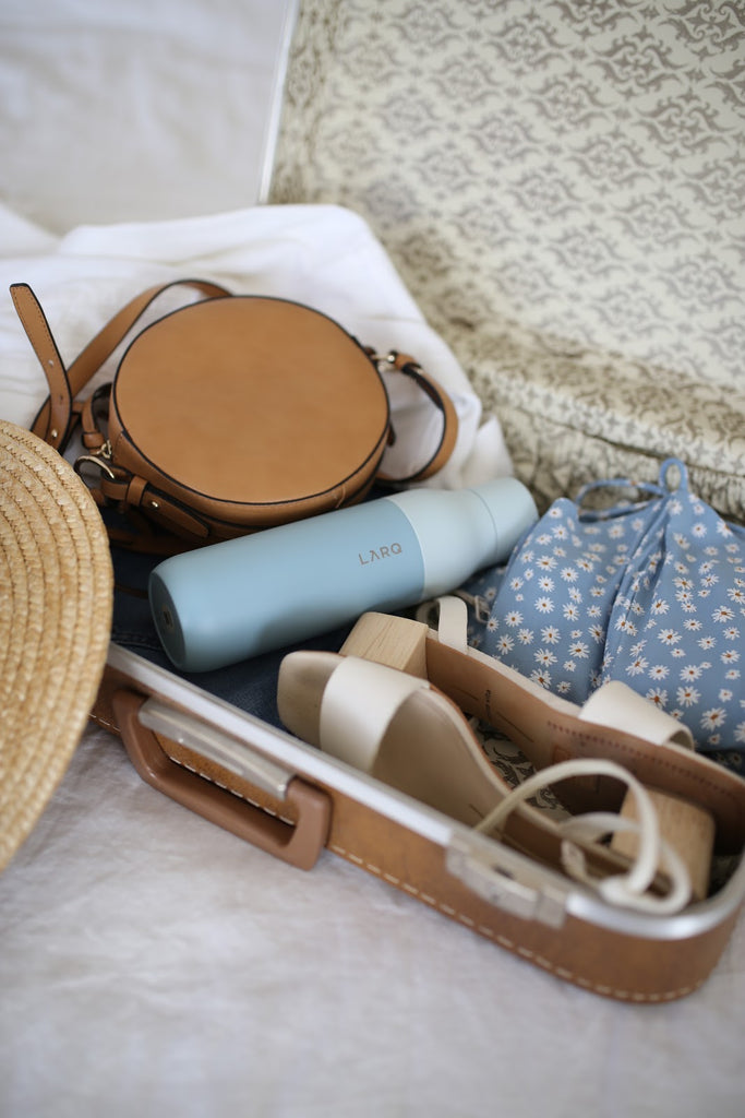 What's Inside Our Summer Travel Bag?