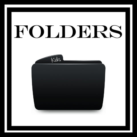 Up to 10 Folders
