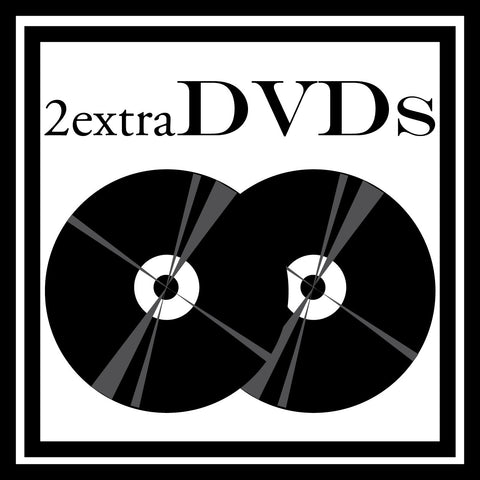 Two Extra DVDs