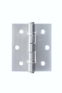 "Atlantic Ball Bearing Hinges 3"" x 2.5"" x 2.5mm - Satin Chrome"