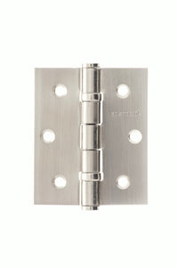 "Atlantic Ball Bearing Hinges 3"" x 2.5"" x 2.5mm - Satin Nickel"
