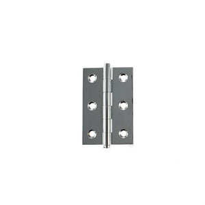 "Atlantic Butt Hinges 3"" x 2"" x 2.2mm inc Screws - Polished Chrome"
