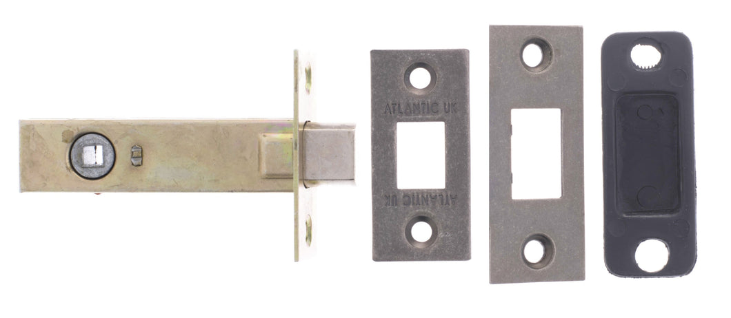 Atlantic Bolt Through Tubular Deadbolt 2.5