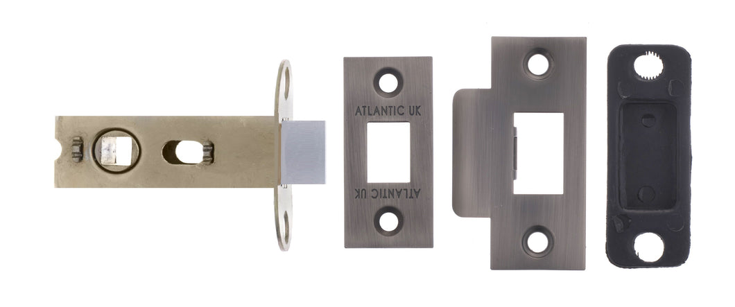 Atlantic Bolt Through Tubular Latch 2.5