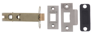 "Atlantic Heavy Duty Bolt Through Tubular Latch 4"" - Satin Nickel"