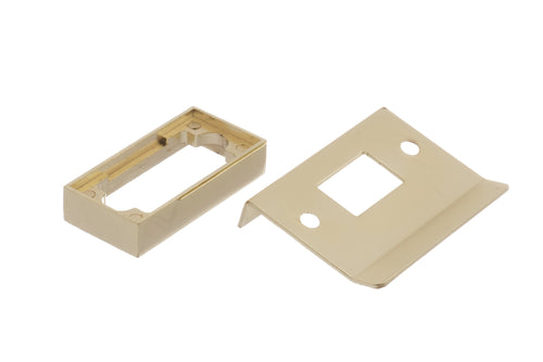 Atlantic Rebate Kit to suit Tubular Latch - Polished Brass