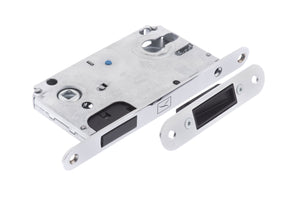 Atlantic Italian Magnetic Euro Profile Sashlock with adjustable strikeplate - Polished Chrome