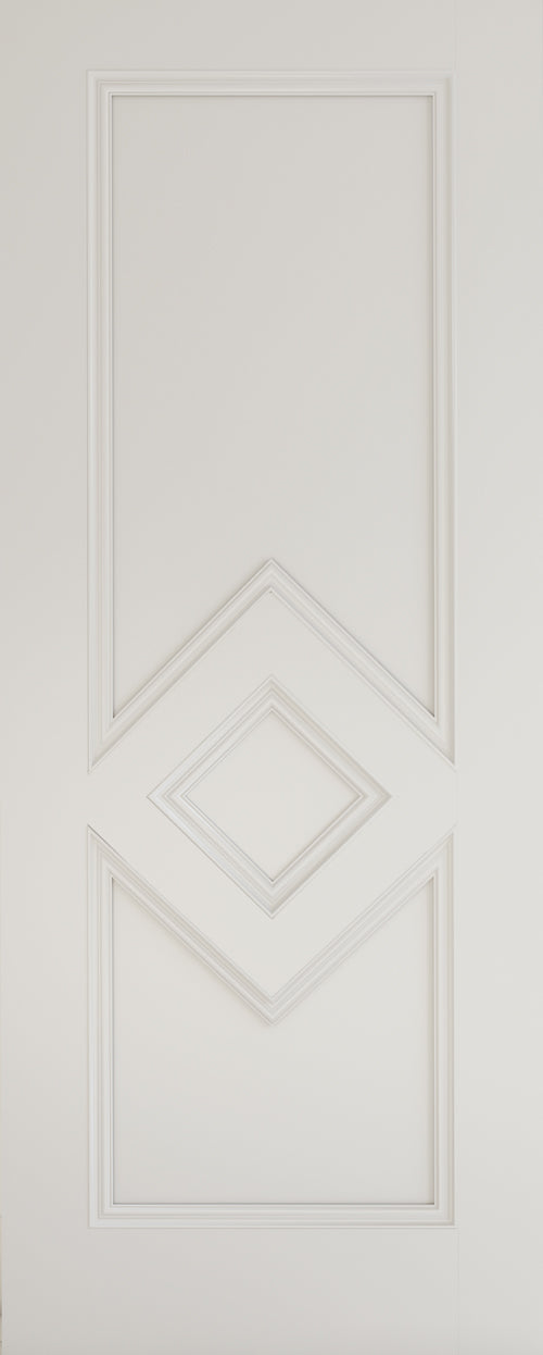 Ascot White Primed Fire Door