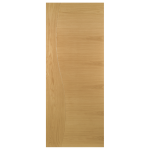 Cadiz Prefinished Oak Fire Door