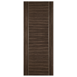 Calgary Abachi Fire Door