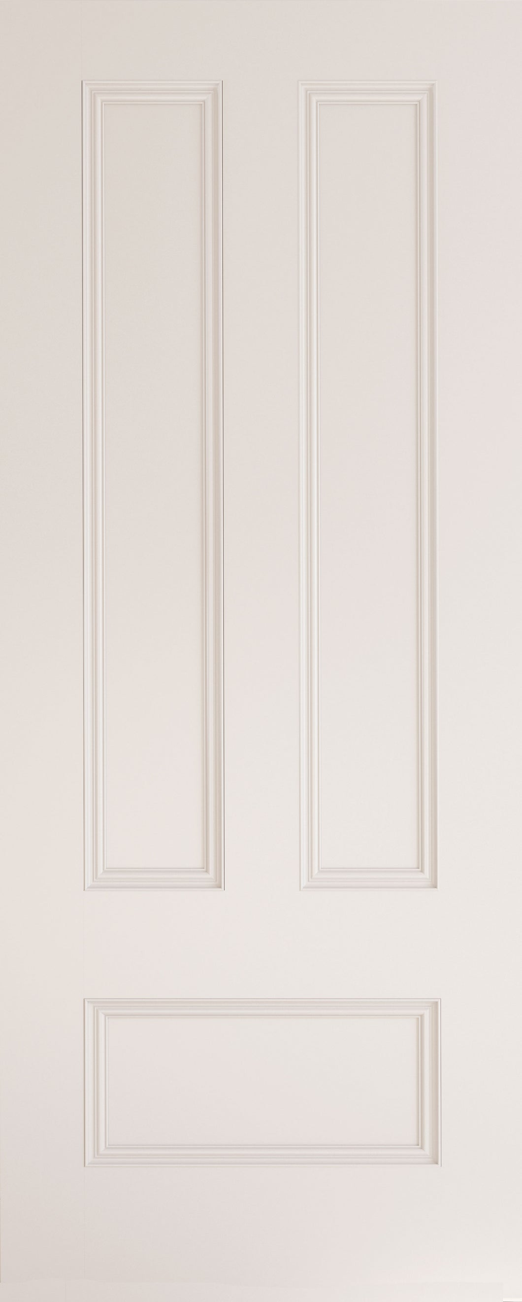 Canterbury White Primed Fire Door