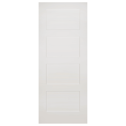 Coventry White Primed Fire Door