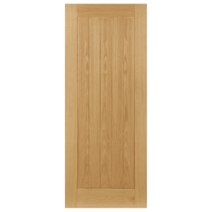 Ely Prefinished Oak Fire Door