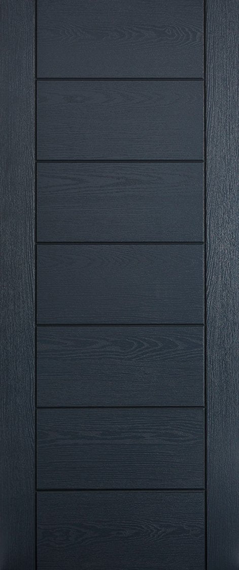 Modica Pre-Finished Anthracite Grey Doors 813 x 2032