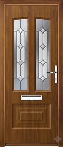 Rockdoor Ultimate - Illinois Kudos Composite Door Set