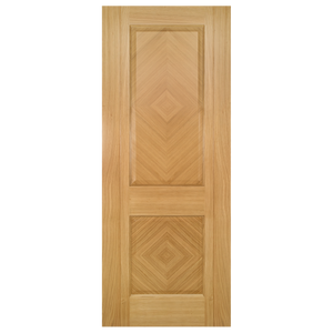 Kensington Prefinished Oak Fire Door