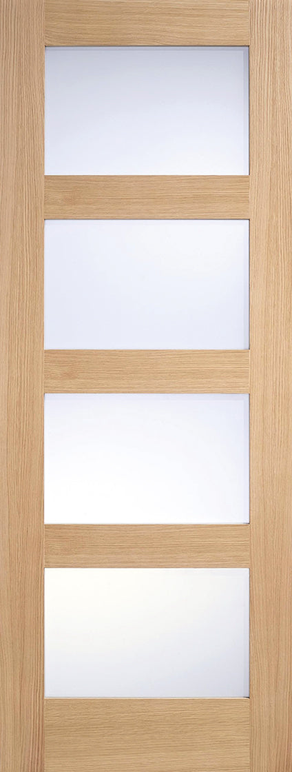 Contemporary Frosted Glazed Pre-Finished Oak