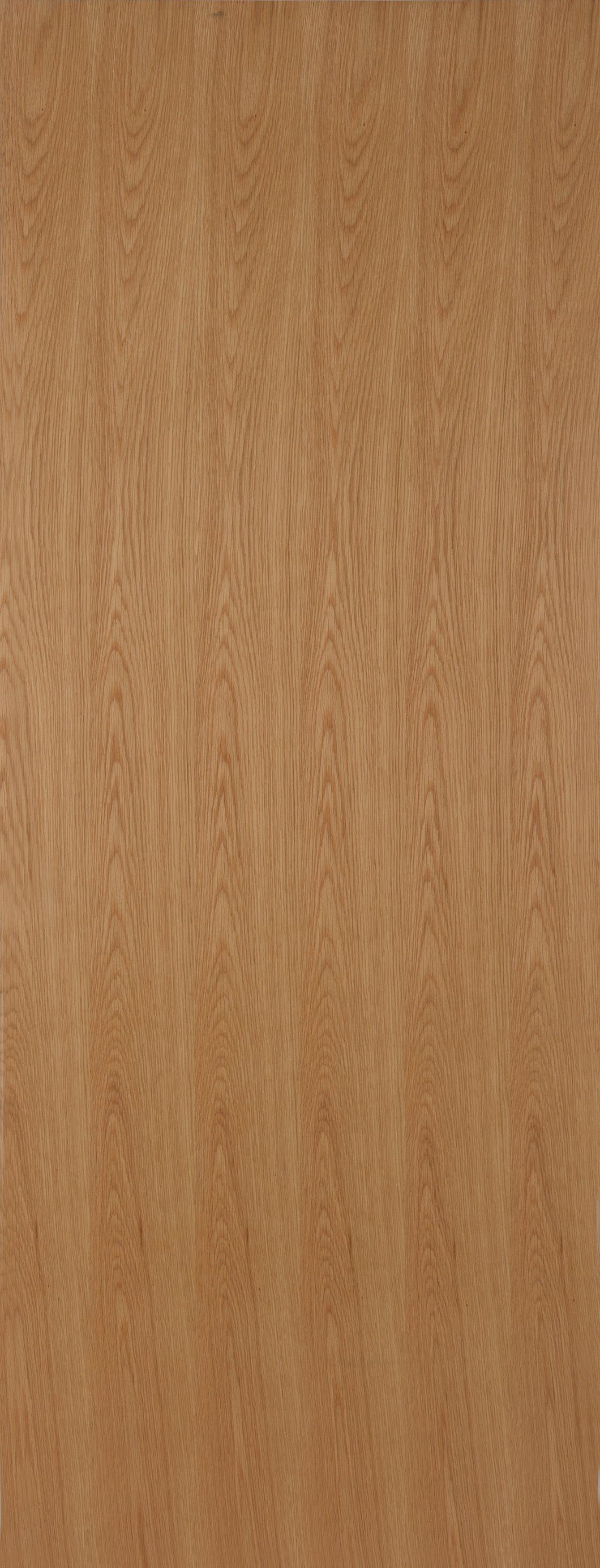 Veneer Flush Prefinished Oak