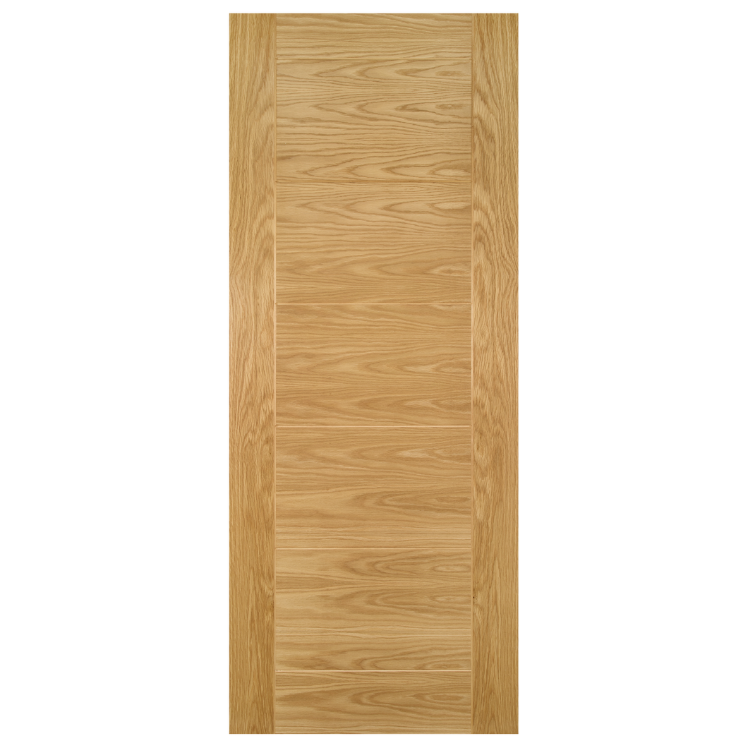 Seville Prefinished Oak Fire Door