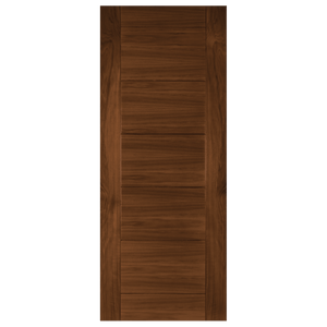 Seville Prefinished Walnut Fire Door