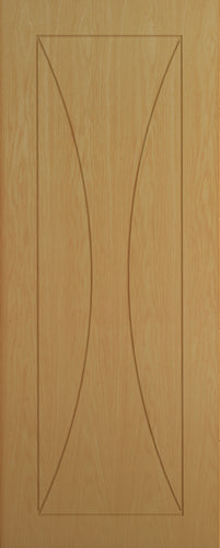 Sorrento Prefinished Oak Fire Door