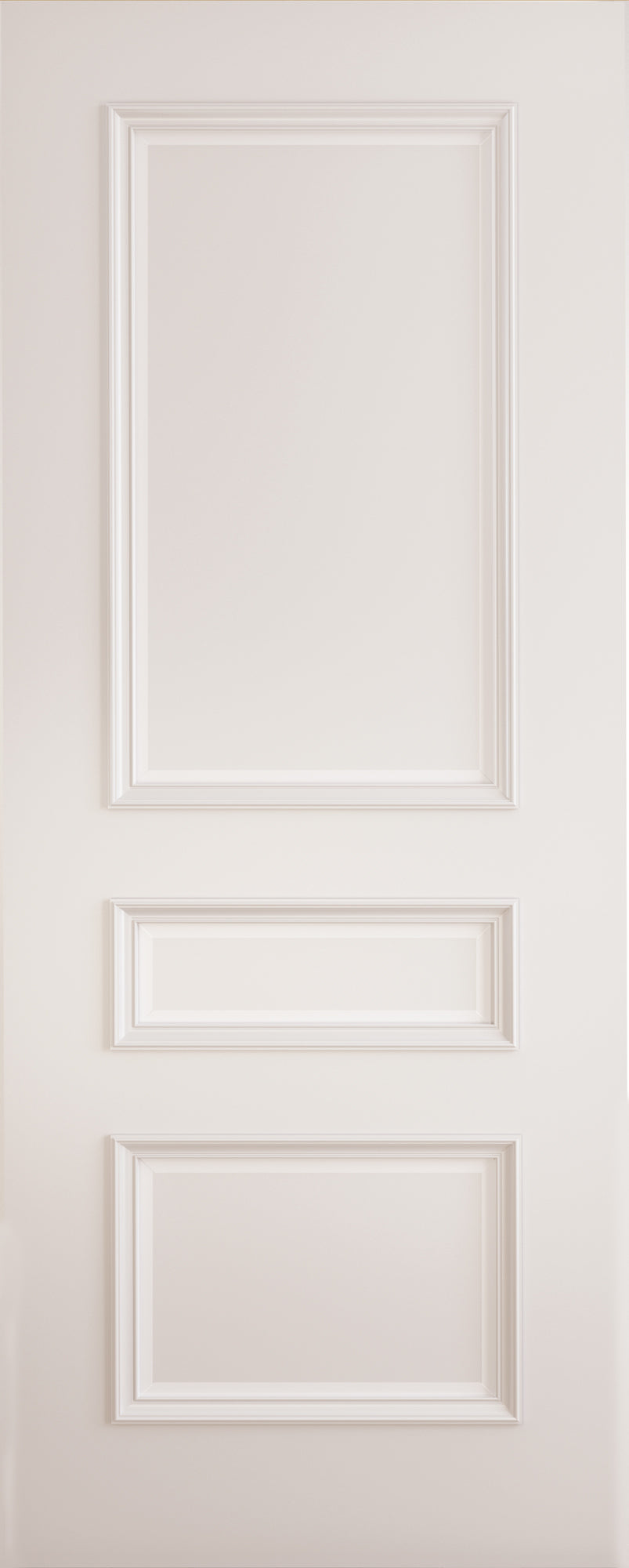 Windsor White Primed Fire Door