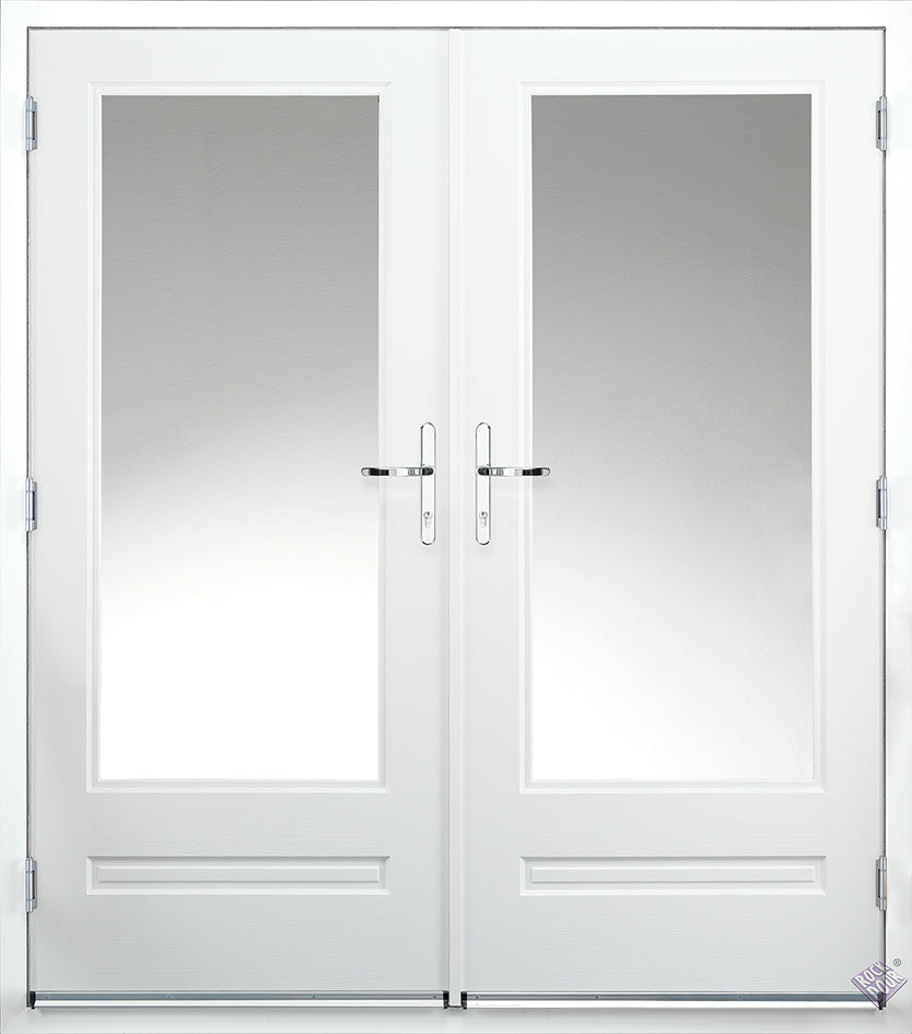 Rockdoor Ultimate - Classic French Door Composite Door Set