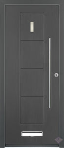 Rockdoor Ultimate - Dakota Composite Door Set