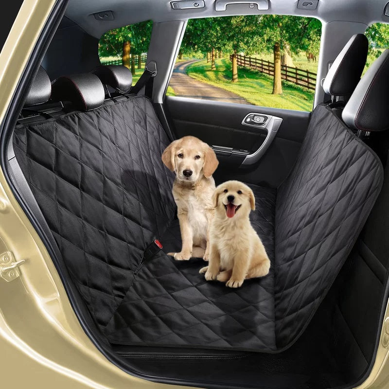 Durable Dog Car Seat Cover