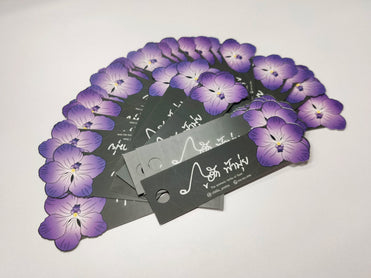 tag card label plastic label printing service in bangkok Thailand good quality fast delivery
