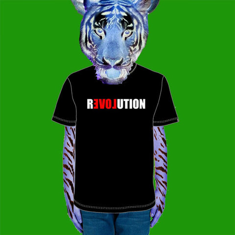 KIDS TEE - LOVE REVOLUTION