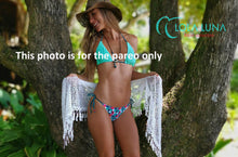 Load image into Gallery viewer, Bikini string Bermudes black