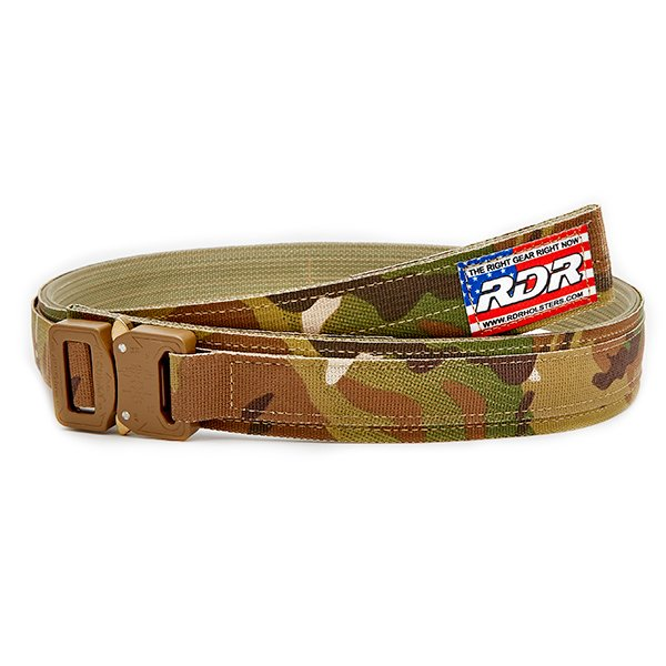 Traditional EDC Cobra Buckle Belt