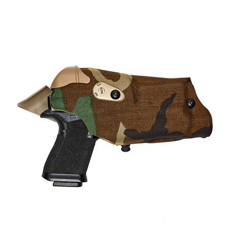 Safariland Holster: Custom Wrapped