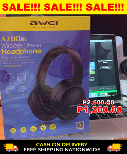 Original AWEI A780BL Bluetooth 5.0 Headphones