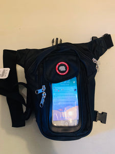 SEC LEG and BODY BAG with CELLPHONE HOLDER