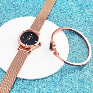 Quartz Women Wristwatch