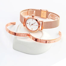 Load image into Gallery viewer, Quartz Women Wristwatch