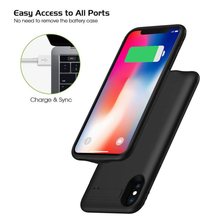Load image into Gallery viewer, IPHONE X POWER CASE