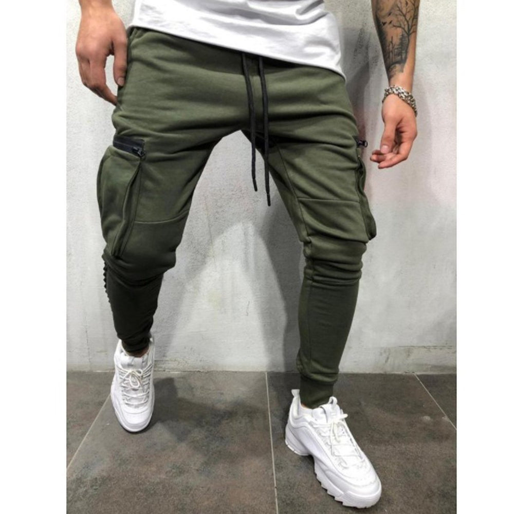 Men's Casual Pocket Pants