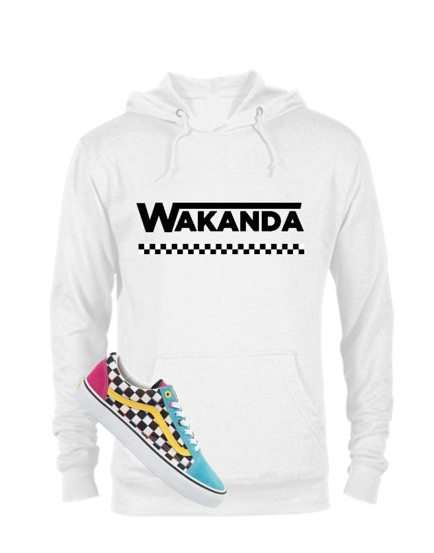 Off the Wall Hoodie-CREWNECKS & HOODIES-WakandaForever