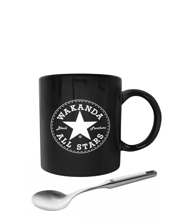 Wakanda All-Stars Coffee Mug-MUGS-WakandaForever
